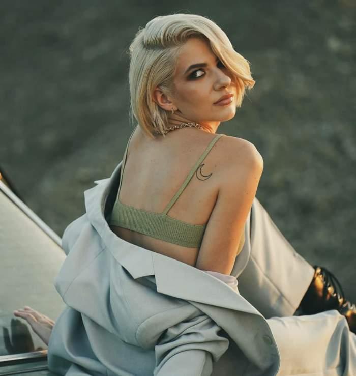 """Lidia Buble și-a """"tras"""" tatuaj nou. Cum arată și ce semnifică / FOTO"""