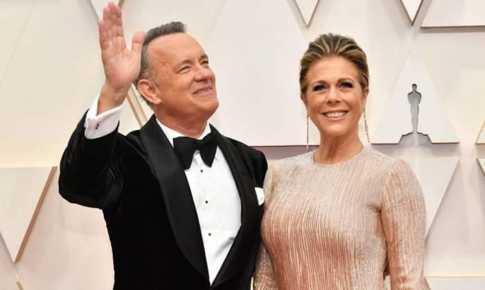 Tom Hanks și soția sa, prima vacanță după ce s-au vindecat de coronavirus! În ce destinație de lux au plecat cei doi actori / FOTO