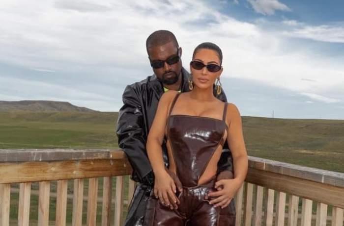 Kim Kardashian, îngrijorată pentru Kanye. Ce a pățit rapper-ul după ce și-a anunțat candidatura la președinția SUA