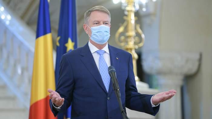 Klaus Iohannis a prelungit starea de alertă! Ce restricții rămân în vigoare