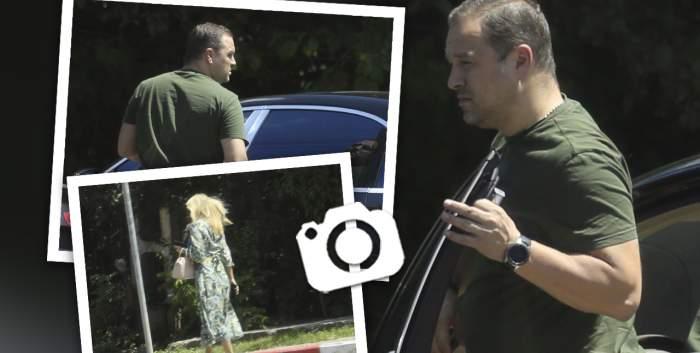 Vasile Geambazi trăiește pe picior mare, dar hainele nu-l reprezintă! Cum a fost surprins nepotul preferat al lui Gigi Becali! / VIDEO PAPARAZZI