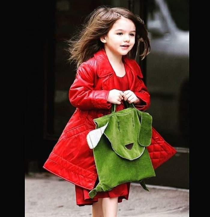 Fiica lui Tom Cruise, o adevărată domnișoară la 14 ani! Cum arată acum Suri Cruise / FOTO