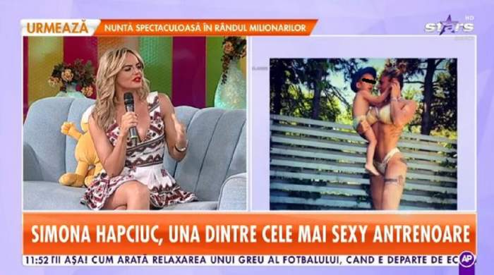 """Simona Hapciuc este o mamă singură, după ce fostul iubit a părăsit-o la 6 săptămâni de sarcină: """"Nu și-a cunoscut copilul"""" / VIDEO"""