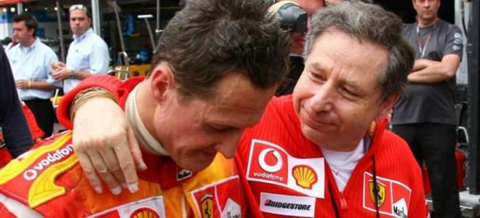 """Michael Schumacher este pe cale să se vindece! Ce transmite cel care l-a văzut pe pilot, după șapte ani de la accidentul din Alpi: """"Este un luptător"""""""