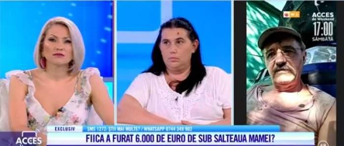 Mihaela cere dreptate, după ce mama sa a acuzat-o de furt. Silviei i-au dispărut din casă 6.000 de euro / VIDEO