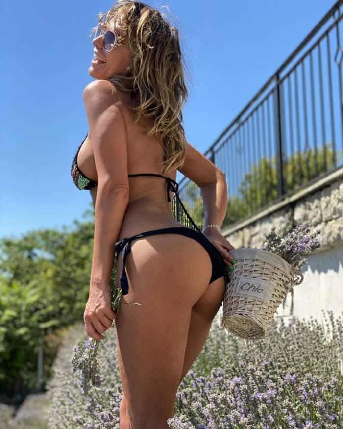 """Anna Lesko și-a etalat din nou posteriorul în cele mai incedente ipostaze. Cum le-a închis artista gura răutăcioșilor: """"Îmi priește infuzia"""" / FOTO"""