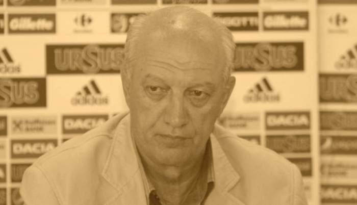 Doliu în lumea fotbalului! A murit arbitrul Dan Petrescu!