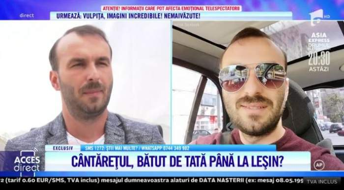 """Nicușor Micșoniu, mesaj emoționant pentru părinți, după ce i-a acuzat că l-ar fi abuzat! """"Niciodată nu v-am urât"""" / VIDEO"""
