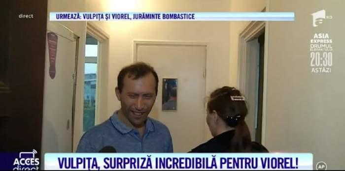 Cum a decurs împăcarea Veronicăi cu Viorel! Bărbatul i-a pregătit mai multe surprize romantice! Vulpița, în lacrimi! / VIDEO