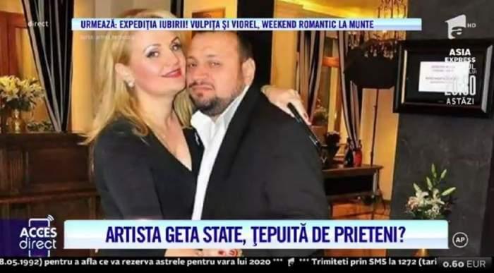 """Fina Mariei Buză, mărturisi emoționante de familie! Artista Geta State a devenit mamă când nu se aștepta: """"Ajutorul divin"""" / VIDEO"""