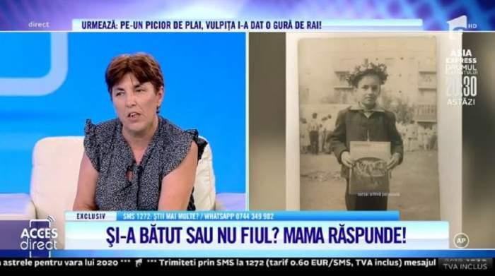 """Mama lui Nicușor Micșoniu, declarații explozive, după ce artistul și-a acuzat părinții de abuzuri: """"Nu l-a bătut așa de tare"""" / VIDEO"""