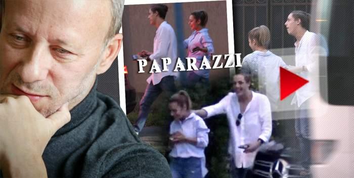 Fiul vitreg al lui Andrei Gheorghe, atent cu Simina la orice pas! O plimbă pe fosta lui Whats'Up cu noul său bolid de lux! / VIDEO PAPARAZZI