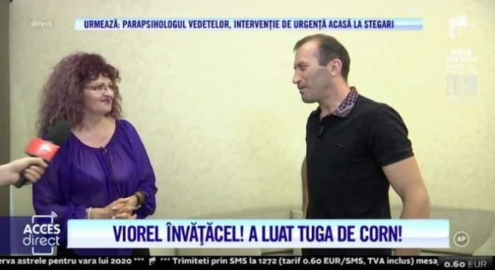 Viorel, întâlnire bombă cu sosia Irinei Loghin! Ce a pus la cale în timp ce Veronica era plecată la Blăgești! Imagini de senzație! / VIDEO