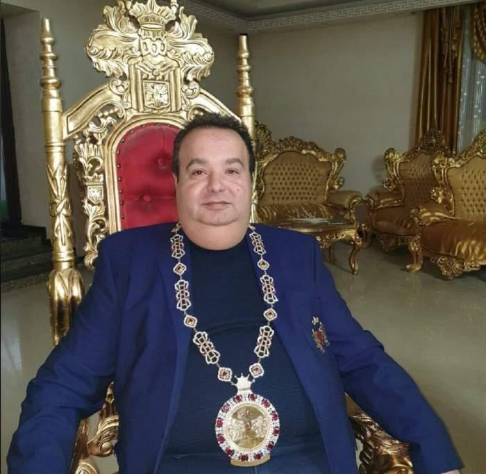 Dorin Cioabă este confirmat cu coronavirus! Regele romilor, internat de urgență la spital