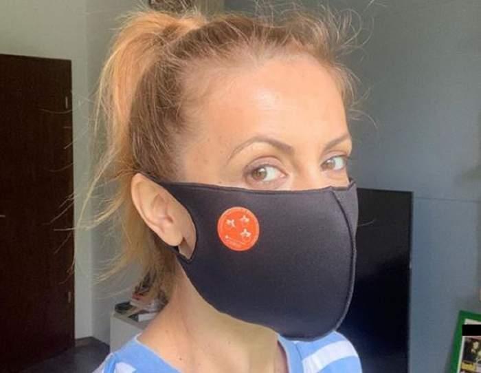 """Simona Gherghe, în lacrimi pe Internet: """"Am bocit"""". Ce s-a întâmplat cu vedeta"""