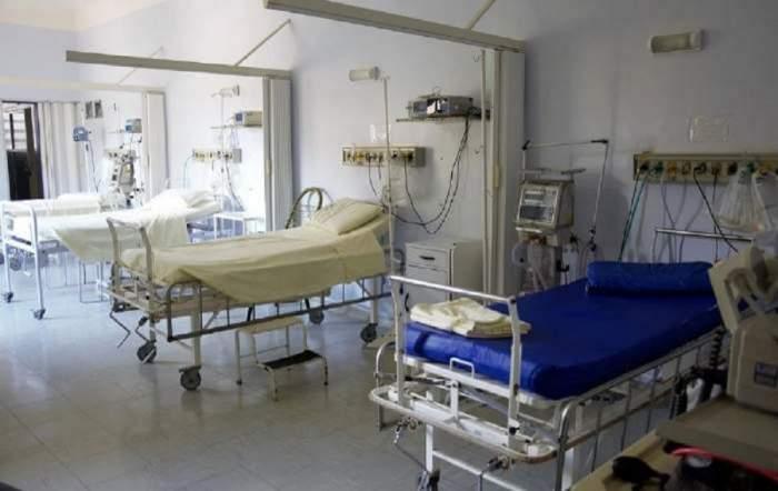 O femeie a căzut de la etajul 1 al unui spital din Argeș! Moartea pacientei, un mister pentru autorități