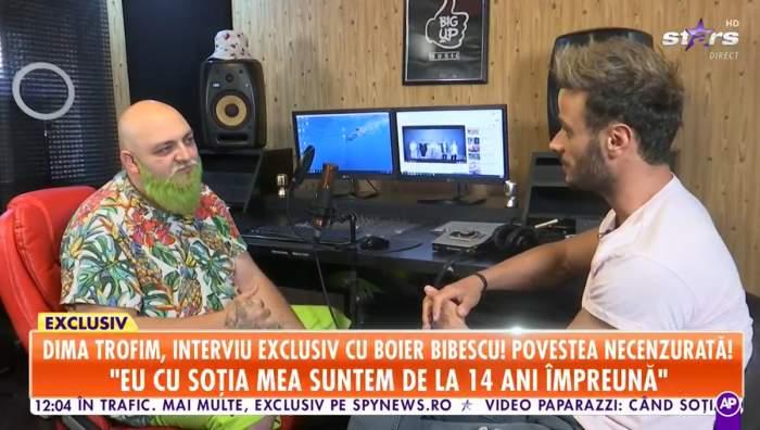 """Povestea de dragoste a lui Boier Bibescu și a soției sale! Se cunosc de la 14 ani! """"Ea mi-a dat mesaj să ne întâlnim"""""""