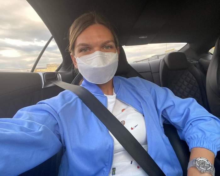 Simona Halep se retrage de la Palermo Ladies Open. Sportiva se teme de coronavirus