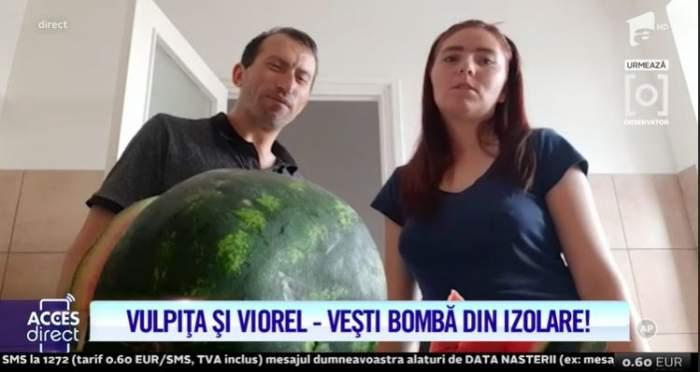 """Viorel a făcut marele anunț: """"O să vină un bebe""""! Soții Stegaru ies... 3, din izolare? / VIDEO"""