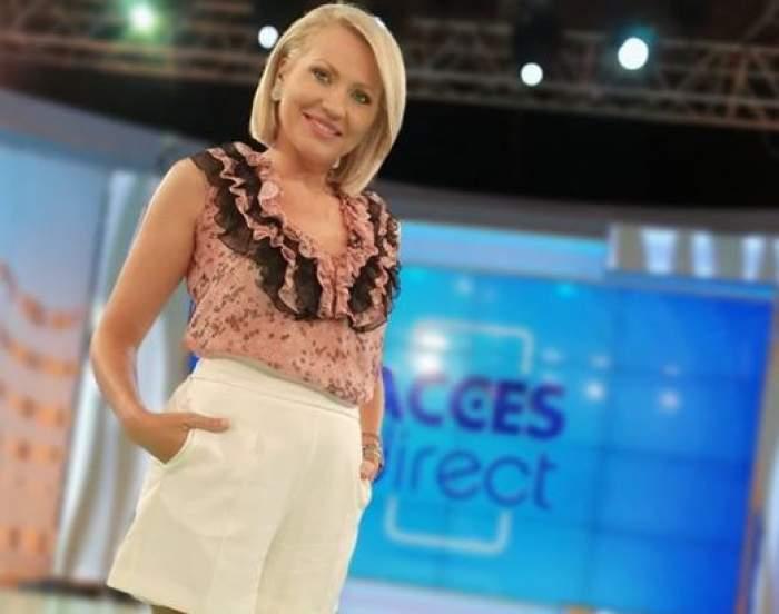 """Mirela Vaida a explicat de ce """"Acces Direct"""" nu mai apare live: """"E cea mai bună decizie"""""""