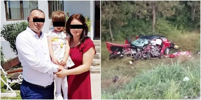 Cine sunt cei care au fost omorâți de șoferul sinucigaș în Craiova! Întreaga familie se pregătea să plece în vacanță! / FOTO
