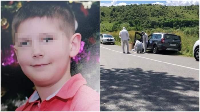 Ultimele clipe din viața copilului din Cluj înjunghiat de tată