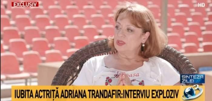 """Cum s-a infectat Adriana Trandafir cu coronavirus! Ce simptome a avut actrița: """"Am fost sigură că am să mor"""""""