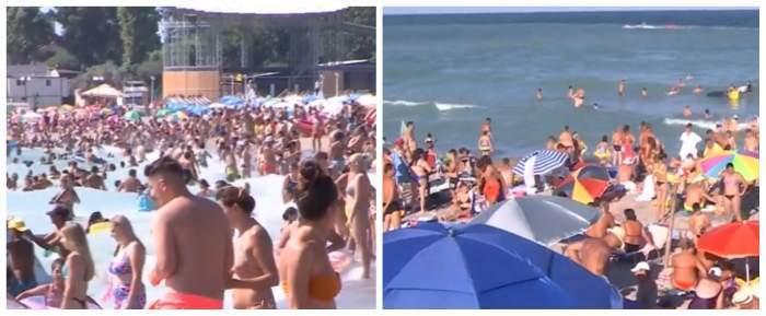 Noi restricții pe litoral de la 1 august!Ce trebuie să facă românii pentru a putea sta pe plajă