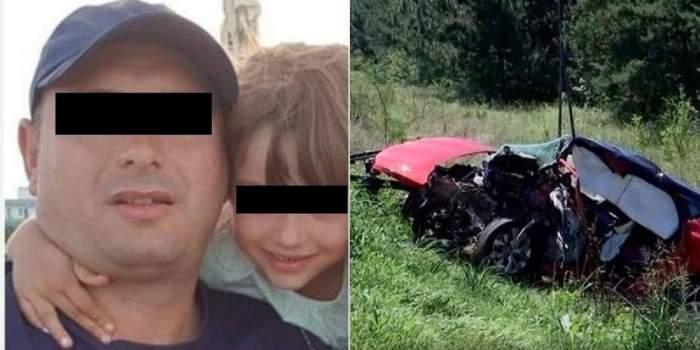 Omagiu adus de șoferii români de TIR pentru Dan, care a murit  împreună cu fetița lui de 6 ani în accidentul de la Craiova! Colegii victimei s-au mobilizat în toată Europa