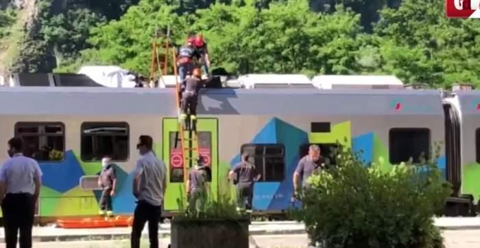 Român găsit mort pe un vagon de tren în Italia. Avea doar 20 de ani și era pasionat de parkour