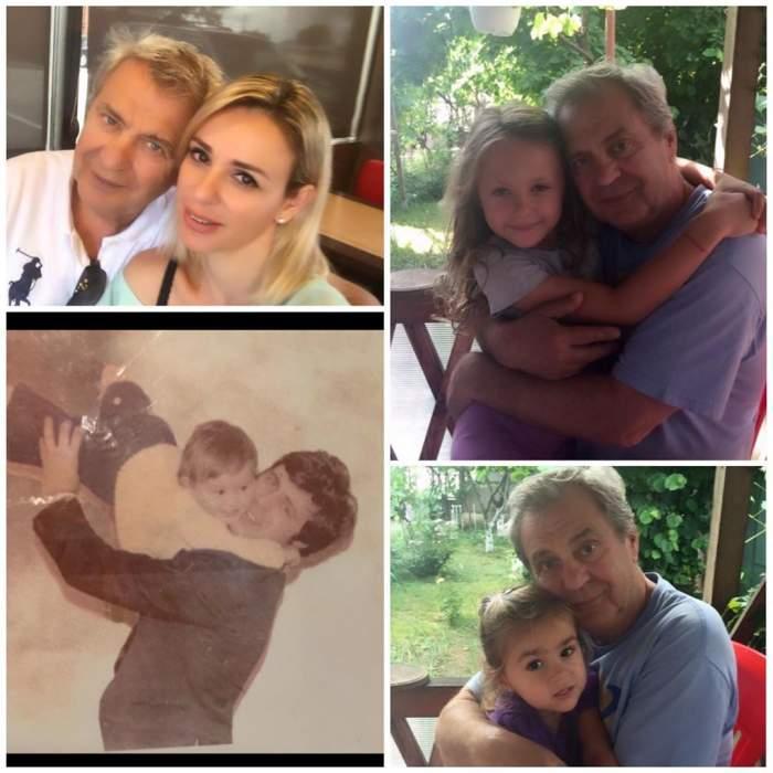 """Catrinel Sandu a făcut parastas de un an pentru tatăl său. Blondina, devastată de durere: """"Te simt cu mine la fiecare pas"""""""