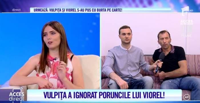 """Viorel o acuză pe Vulpița că-l înșeală! Veronica: """"Și ce dacă am pe altcineva?"""" / VIDEO"""
