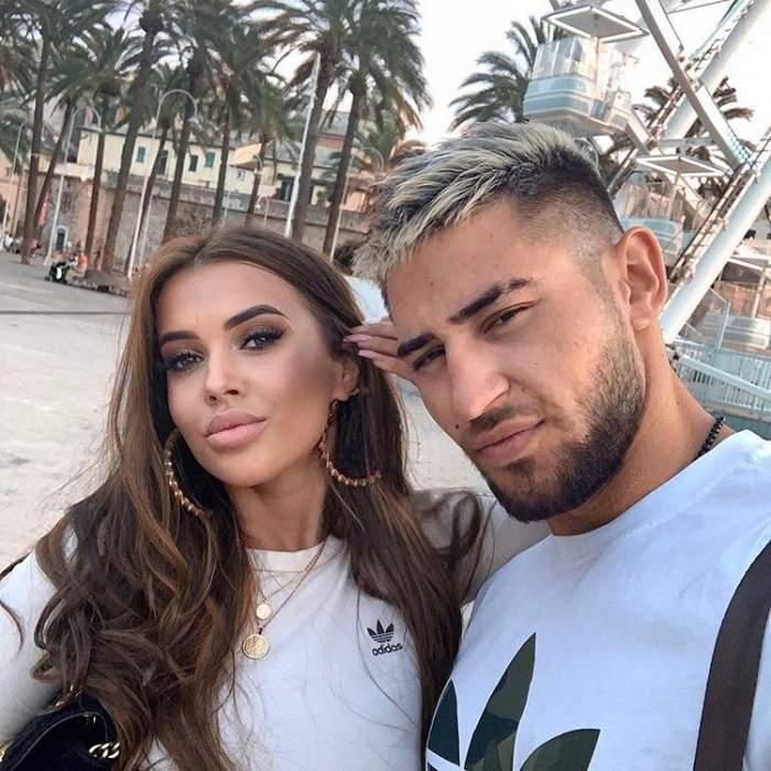 """Motivul despărțirii dintre Bogdan Mocanu și iubita sa, Andra: """"A mers să filmeze cu fete pe yacht, eu fiind geloasă"""""""