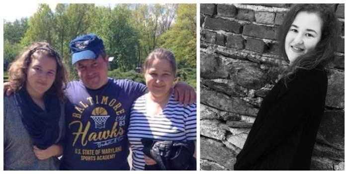 Tatăl Andreei,tânăra care a fost răpusă de coronavirus fix în ziua absolvirii, a aflat de moartea fiicei sale în timp ce-și făcea testul COVID-19