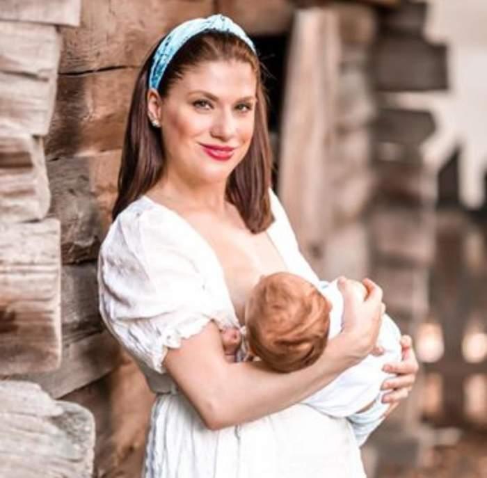 Tily Niculae a suferit de depresie postnatală! Stările prin care a trecut actrița și sfaturile ei pentru viitoarele mămici
