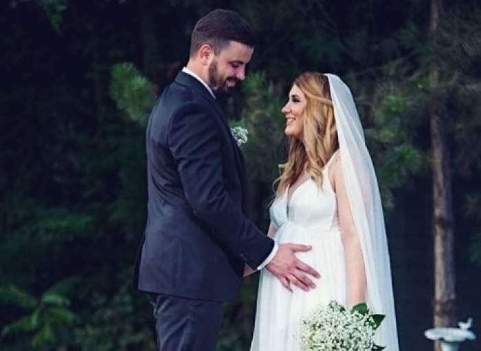"""Adda și Cătălin Rizea, patru ani de la nuntă. Gestul care i-a emoționat pe fanii cântăreței: """"La mulți ani!"""""""