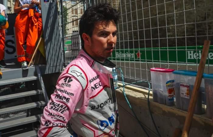 Sergio Perez, confirmat cu noul coronavirus! Pilotul de curse a fost oprit înainte de start!