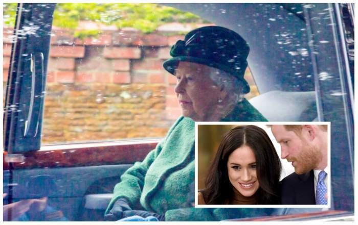 """Adevărul despre separarea ducilor de Sussex de Casa Regală! Gestul făcut de Regina Elisabeta: """"Afară din monarhie!"""""""