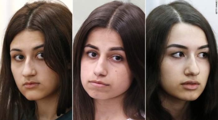 Trei surori care și-au ucis tatăl pentru că a abuzat de ele, judecate de crimă cu premeditare!