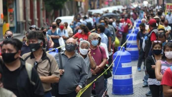 Mexic, a treia cea mai afectată țară de coronavirus. Cate decese a înregistrat