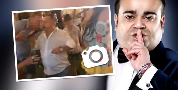 VIDEO / Adi Minune, în pericol, din cauza fanilor / Imagini scandaloase