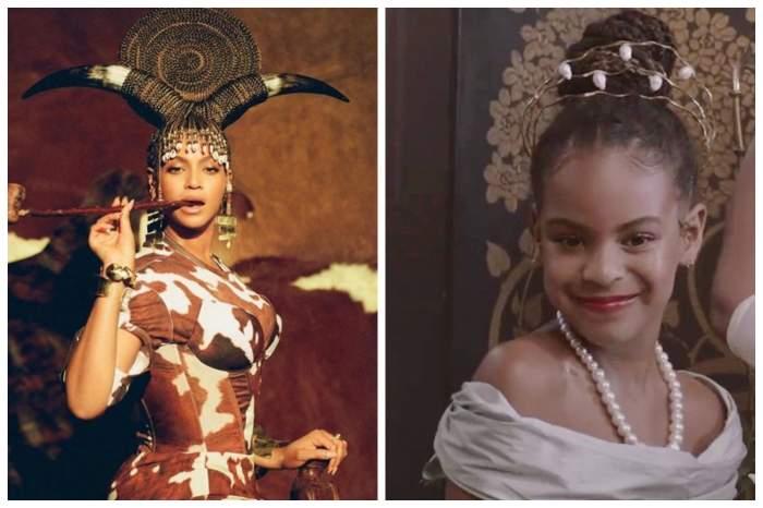 """Fiica lui Beyonce, în noul film al artistei! Blue Ivy va juca alături de Naomi Campbell: """"Sunt entuziasmată"""""""
