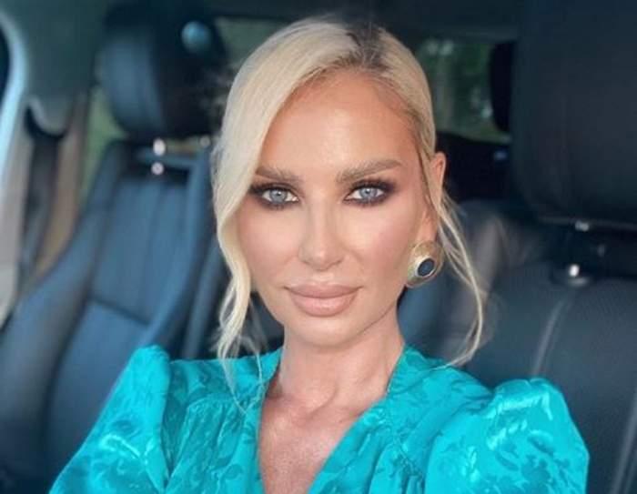 Andreea Bănică nu mai poartă verighetă! Artista le-a spus fanilor motivul!