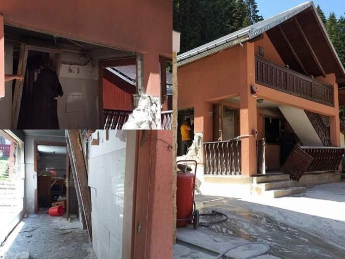 Explozie puternică la o mănăstire din Suceava! Mai mulți răniți au fost raportați în urma deflagrației / FOTO