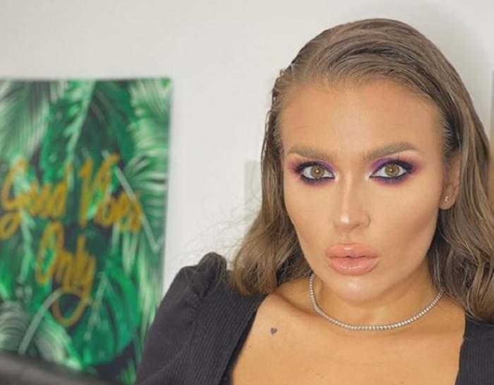 """Oana Radu, criticată dur după ce s-a afișat cu hainele murdare! Replica artistei: """"Mi se pare absurd!"""" / FOTO"""