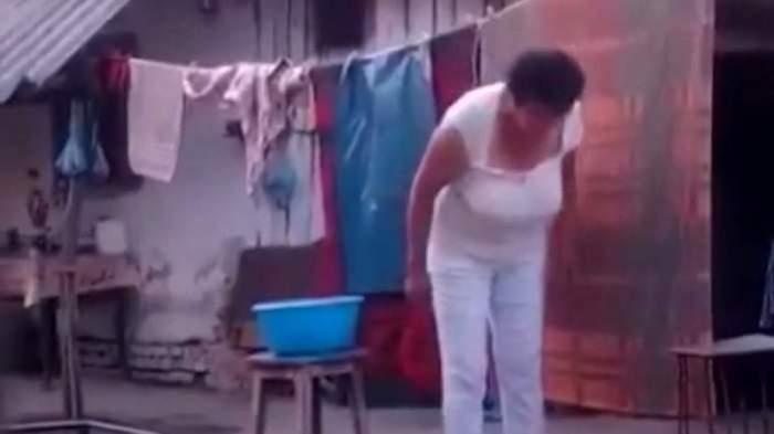 A murit bătrâna din Crețeni torturată de propria fiică