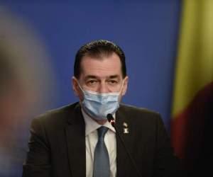 Cât timp vom mai purta masca de protecție! Anunțul lui Ludovic Orban