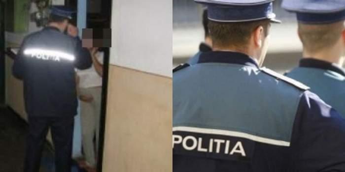 Polițiști bătuți de o tânără din Botoșani, după ce i-au cerut să se legitimeze! Ce pedeapsă riscă acum femeia! / FOTO