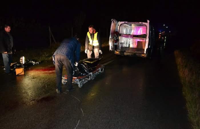UPDATE: Doi frați din Vaslui și-au ucis unchiul cu securea. După o noapte de căutări, făptășii au fost prinși