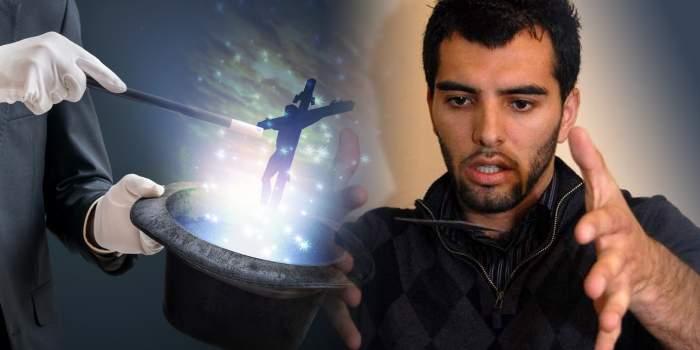 Magicianul care l-a găsit pe Dumnezeu, mesaj halucinant pentru români / Fanii l-au atacat dur